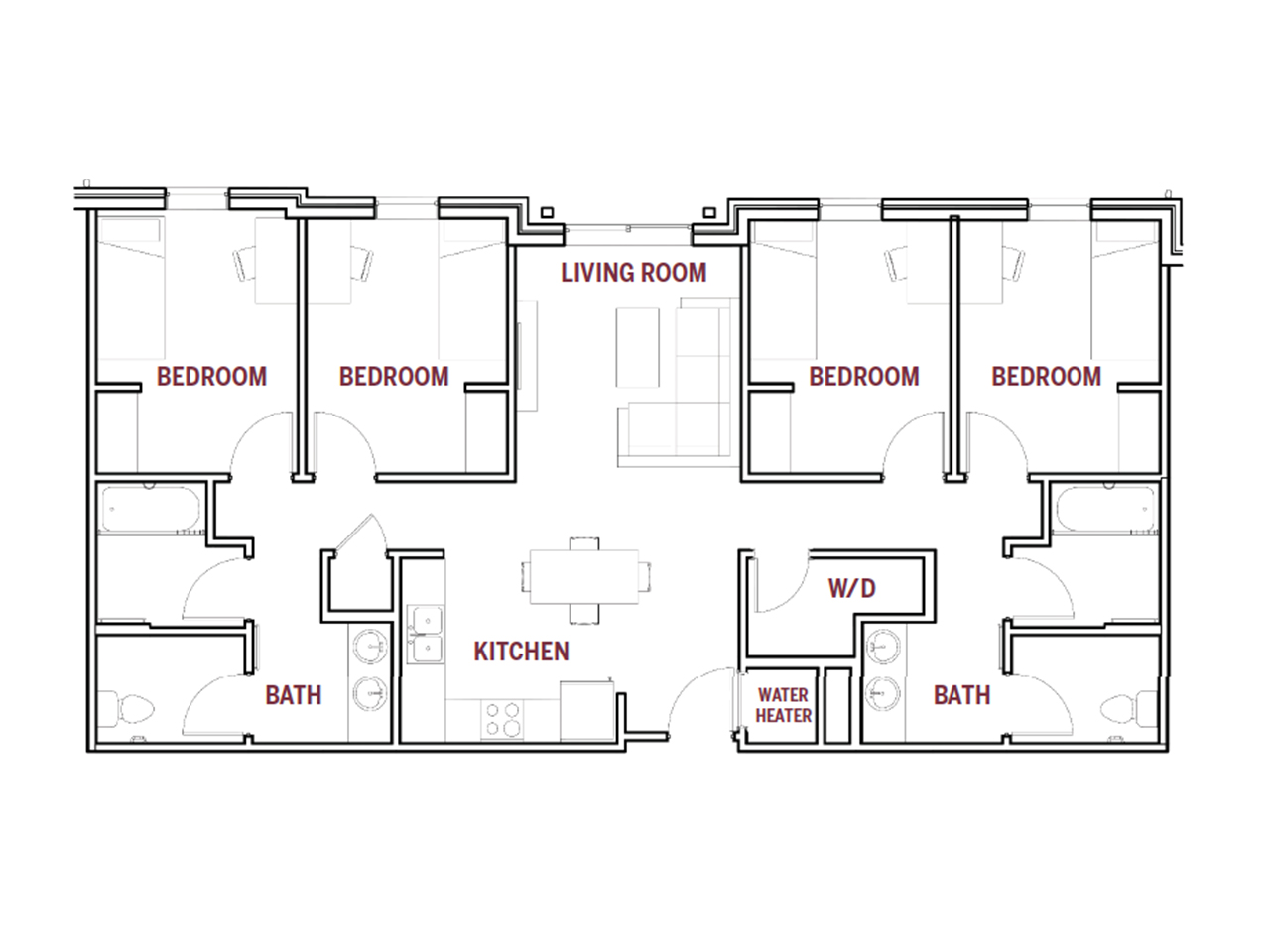 Seminole Landing Floor Plans